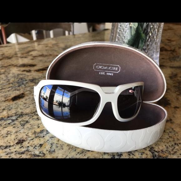 Coach Accessories - Authentic COACH women's sunglasses
